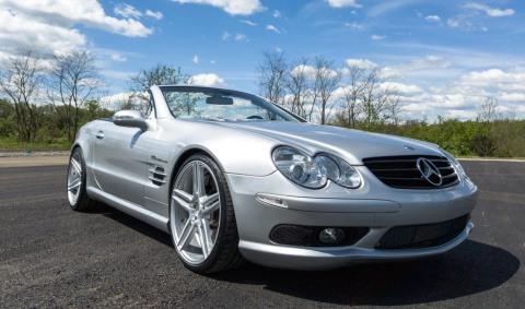 Mercedes W230