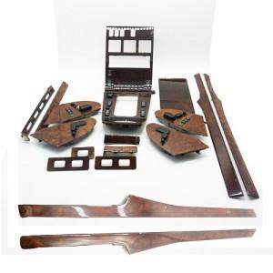 Bộ bảng gỗ W140 (điều khiển trung tâm, điều khiển ghế, 4 cửa, tapbi các loại)
